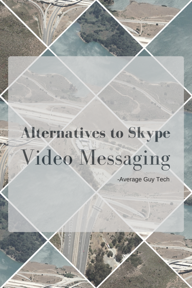 www.avgguytech.com - Alternatives to Skype for Video Messenging