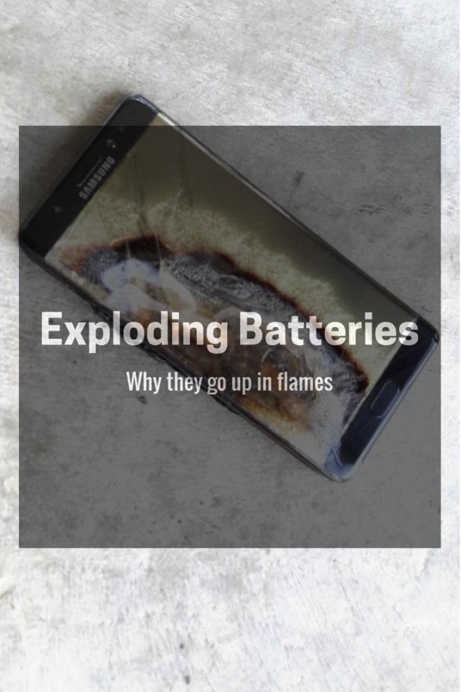 www.avgguytech.com - Exploding Batteries
